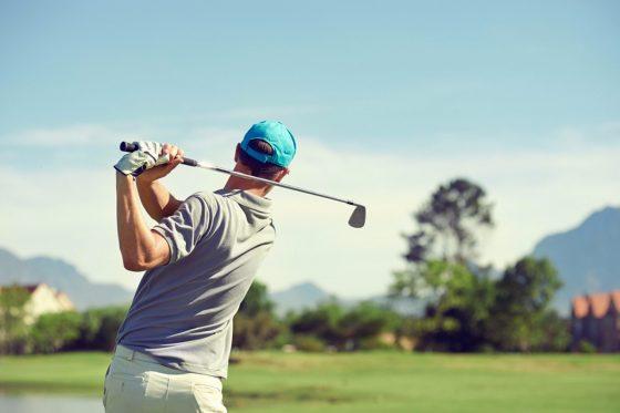 板橋ゴルフスタジオ 最新スイング